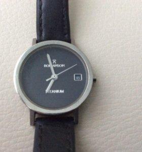 Часы женские наручные Romanson, титановые