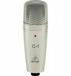 Конденсаторный микрофон BEHRINGER C-1