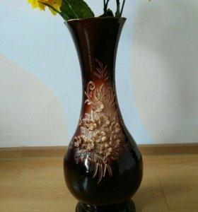 Продаётся ваза высота 61см