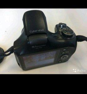 Sony DSC H 100