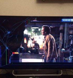 Телевизор Sony на запчасти или ремонт