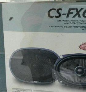 Акустика JVC CS-FX6902