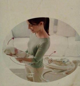 Детская кроватка ( электрическая колыбель, люлечка