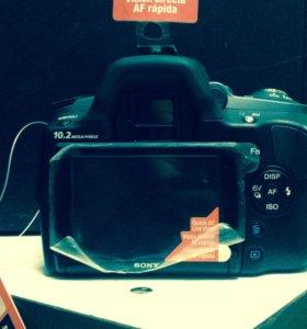 Совершенно Новый фотоаппарат Sony a330