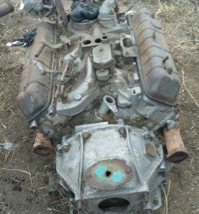 Двигатель газ 3307.газ 53.