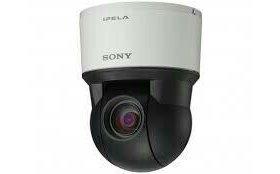Поворотная IP видеокамера Sony SNC-EP521