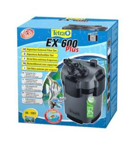 Продам внешний фильтр Tetra EX 600 Plus (новый)