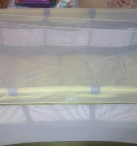 Манеж кровать