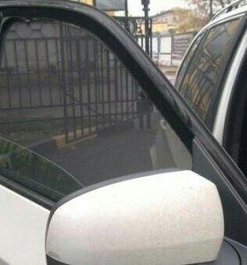 Каркасные шторки на форд фокус 2