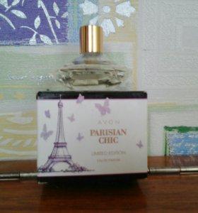 Парфюм. вода Parisian Chic 50мл.Без распылителя