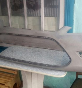 Бампер передний форд фокус 2 2010 г выпуска