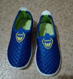 Новые кроссовочки