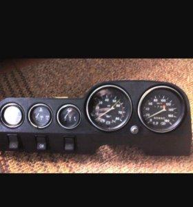 ВАЗ 2106-доска приборов