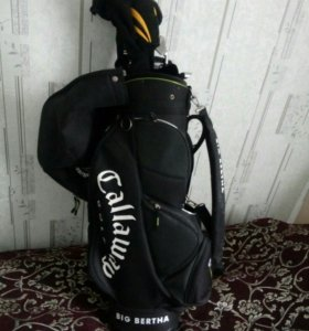 Клюшки и бэг для гольфа