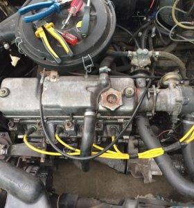 Двигатель 21083 карбюратор 1,5 8 клапанов