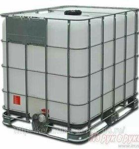 емкость под воду 1000 литров