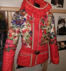Куртка детская р128-134