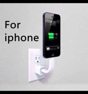 Гибкий провод для зарядки айфона