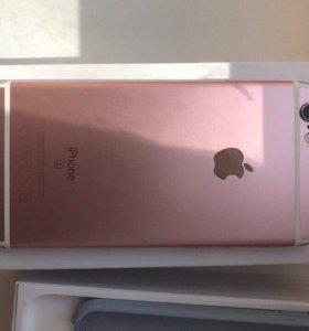 Apple iPhone 6s(16gb) rose gold