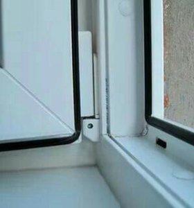 Ремонт окон. Переделка конструкции балконов.