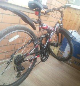 Велосипед дорожный stels focus 21