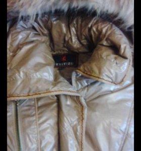 Теплая куртка р.48