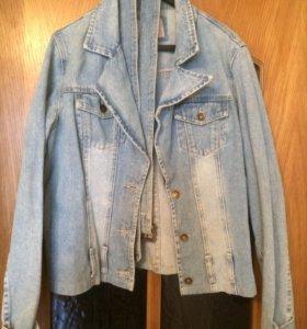 Джинсовка куртка