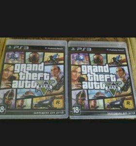 GTA 5 лицензионный диск