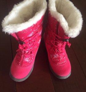 Ботинки зимние Superfite 28 р