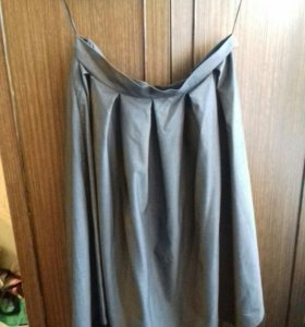 Костюм женский . Трикотажный пиджак и юбка