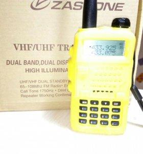 Радиостанция Zastone ZT-V8