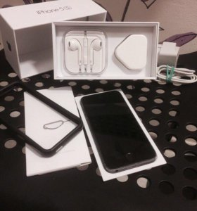 iPhone 5s 64 gb (space gray)