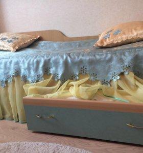 Кровать в детскую / в спальню