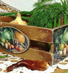Ящичек для овощей