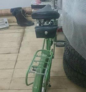 Кама велосипед