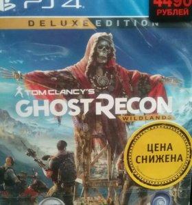 Tom Clancy's ghost recon wildlands ps4 ghost recon