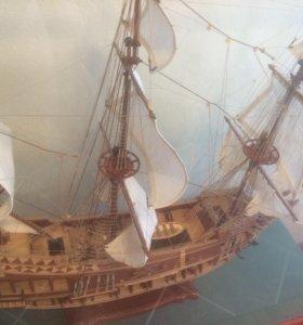 """Модель корабля """"San Giovanni Battista"""""""
