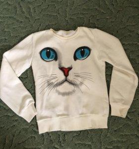 Свитшот свитер