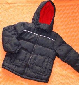 Детская куртка для мальчика