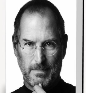 "Книга ""Стив Джобс"", Айзексон"