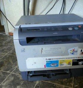 Принтер CLX-2160