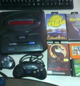 Sega mega drive II