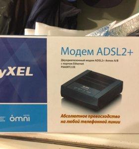 Модем ADSL 2+