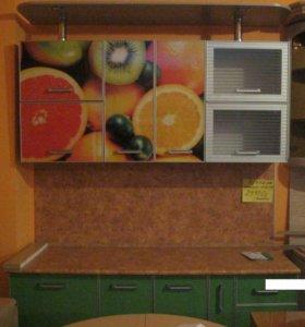 Новая кухня из Итал. пластика