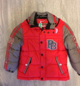 Комплект детской одежды (куртка и полукомбинезон)