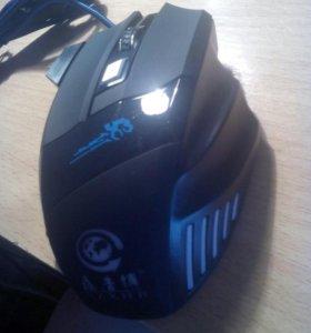 Игровая компьютерная Мышь
