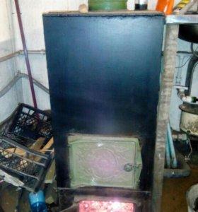 Котел отопления 20 кВт