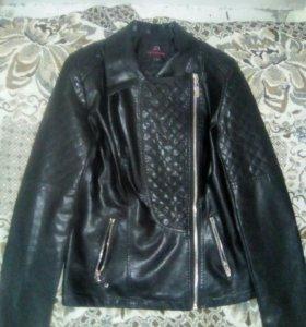 Коженная куртка (касуха)