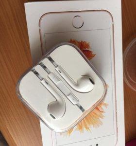 Новые оригинальные EarPods от iPhone 6s