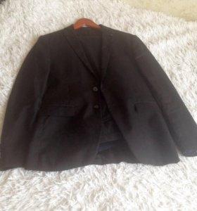 Пиджак брюки мужской костюм Zara